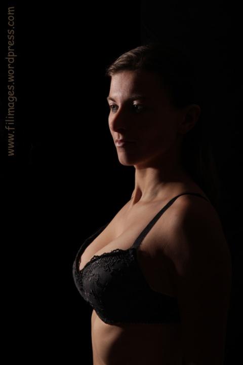 Laetitia - Portrait glamour (SG noir)