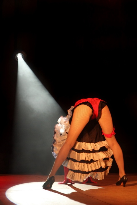 French Cancan (orchestre Oasis).