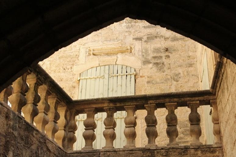 Hôtel de Lacoste (Pézenas).