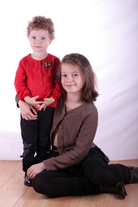 Maud et Ines