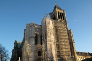 La Basilique de Saint-Denis.