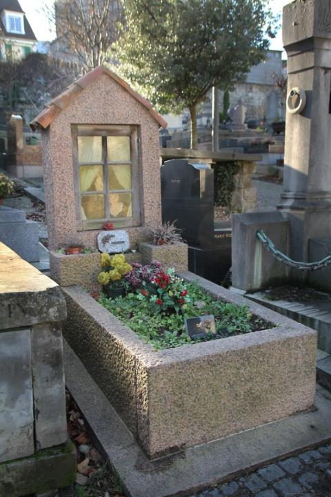 Paris, Cimetière Saint-Vincent (Montmartre).