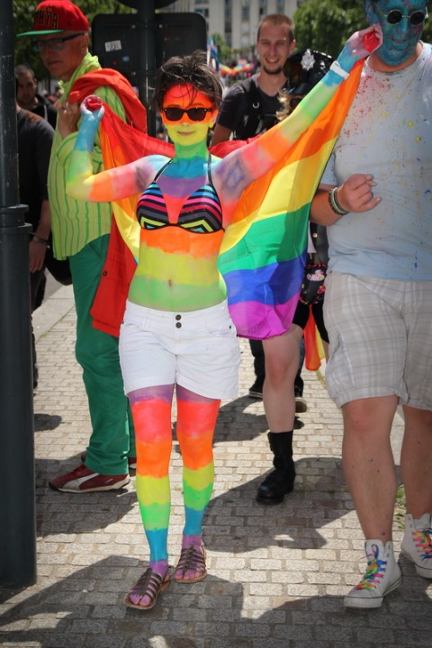 Rennes - Marche LGBT 2014 (2)