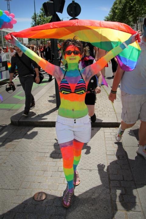 Rennes - Marche LGBT 2014 (3)