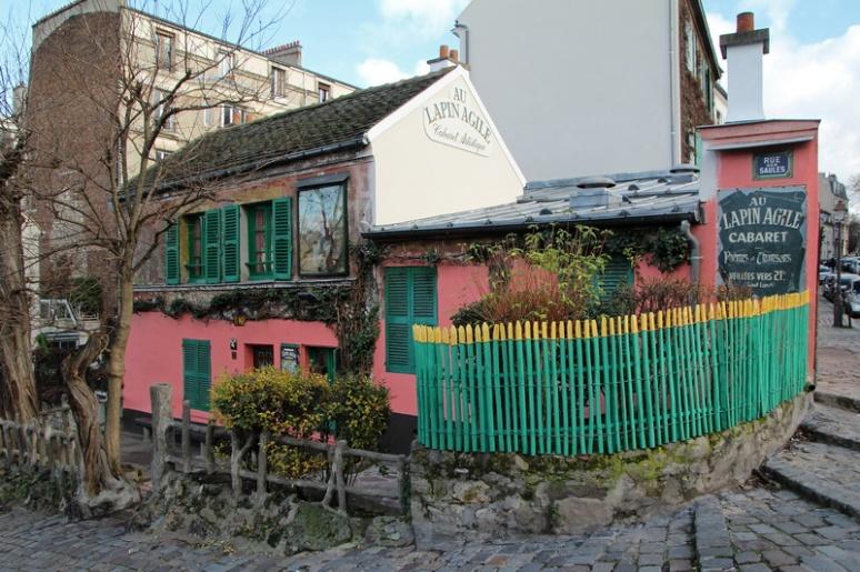 Le Lapin Agile (Paris).