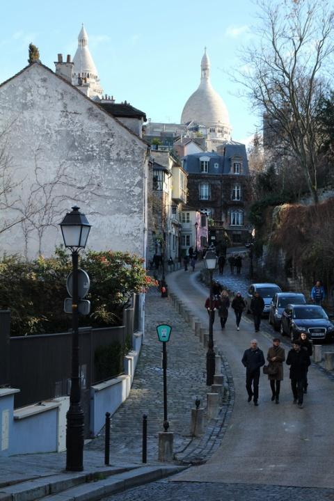 Rue de l'Abreuvoir (Paris).