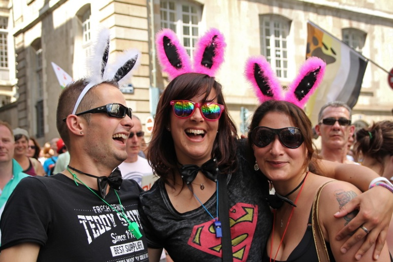 Rennes - Marche LGBT 2014 (20)