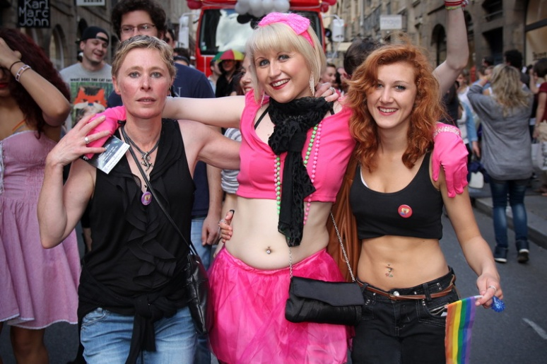 Rennes - Marche LGBT 2014 (33)