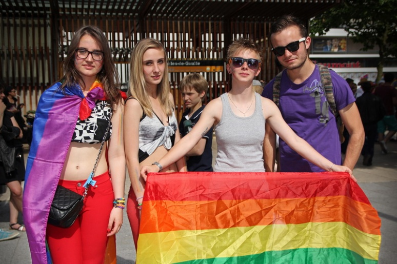 Rennes - Marche LGBT 2014 (34)