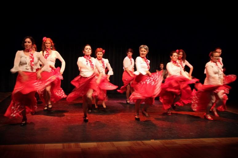 Flamenco (Al Golpe, Rennes, 2014)