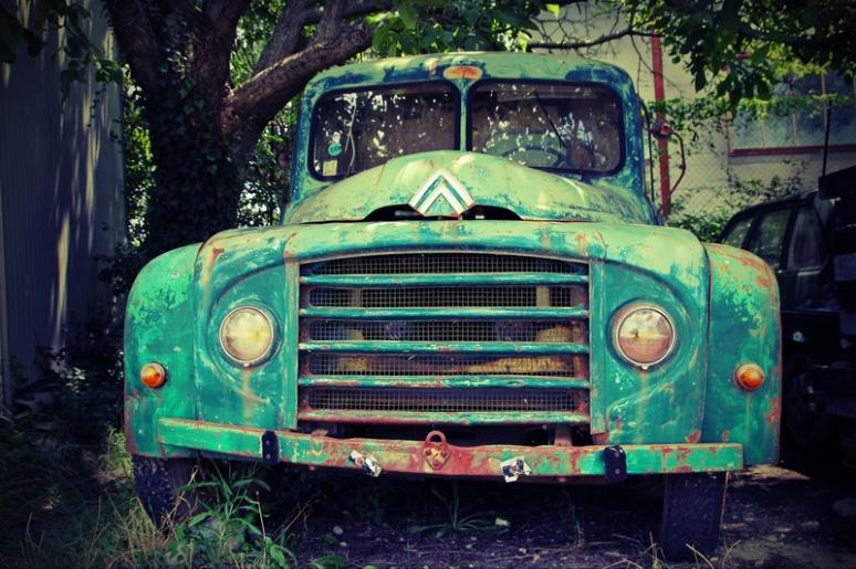 La vieille Citroën (3)