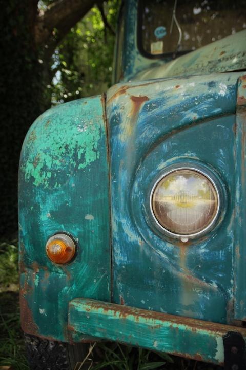 La vieille Citroën (8)