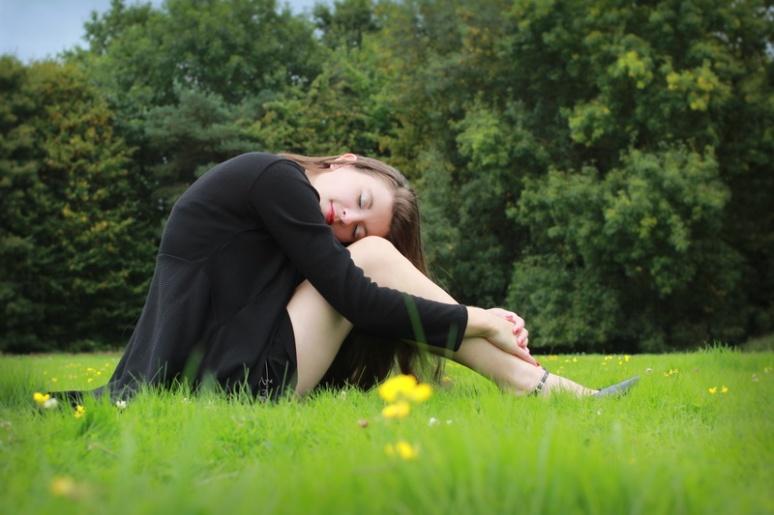 Sur l'herbe (1)