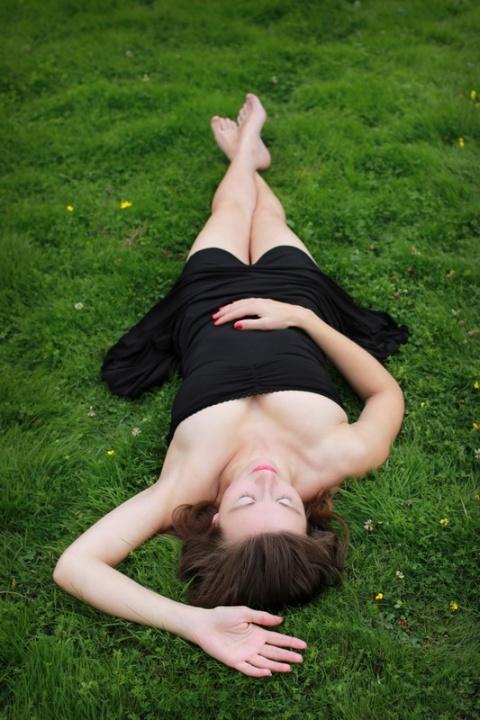 Sur l'herbe (3)