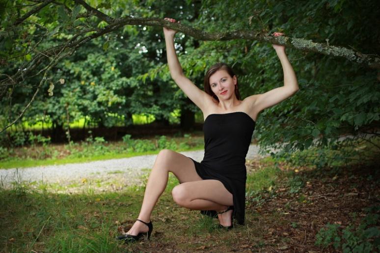 Lætitia au parc des Gayeulles (8)