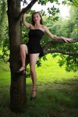 Sur mon arbre perchée(1)