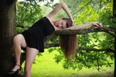 Sur mon arbre perchée(2)