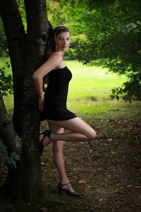 Lætitia au parc des Gayeulles (9)