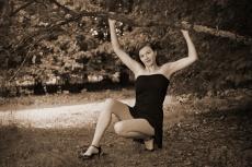 Shanna au parc des Gayeulles(NB8)