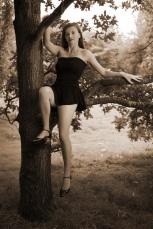 Sur mon arbre perchée(NB1)