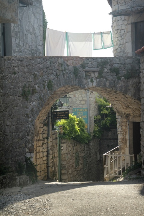 Balazuc (France, Ardèche)