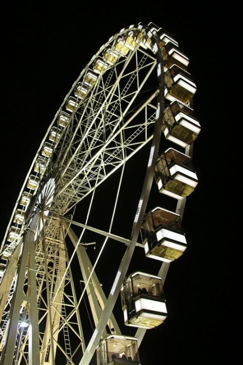 Paris - Place de la Concorde - La Grande Roue