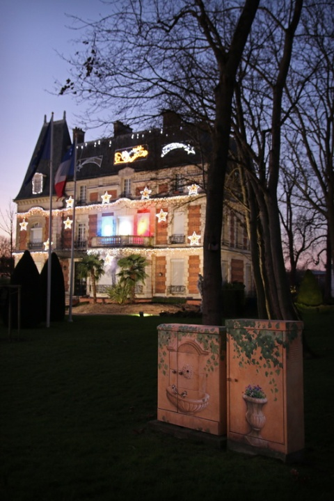 Mairie de Claye-Souilly