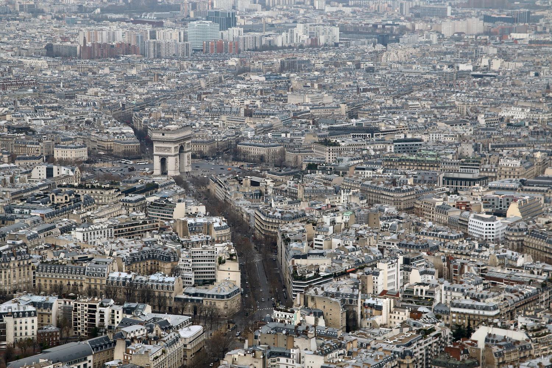 Restaurant Tour Eiffel Eme Etage