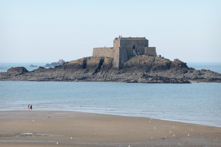 Saint-Malo - Île du Petit-Bé