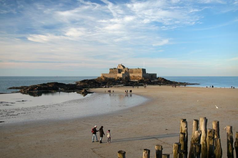 Saint-Malo - Fort National