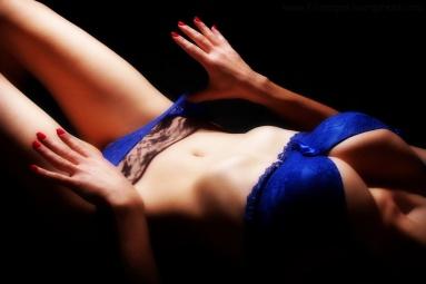 Ombre de lingerie - Version Orton