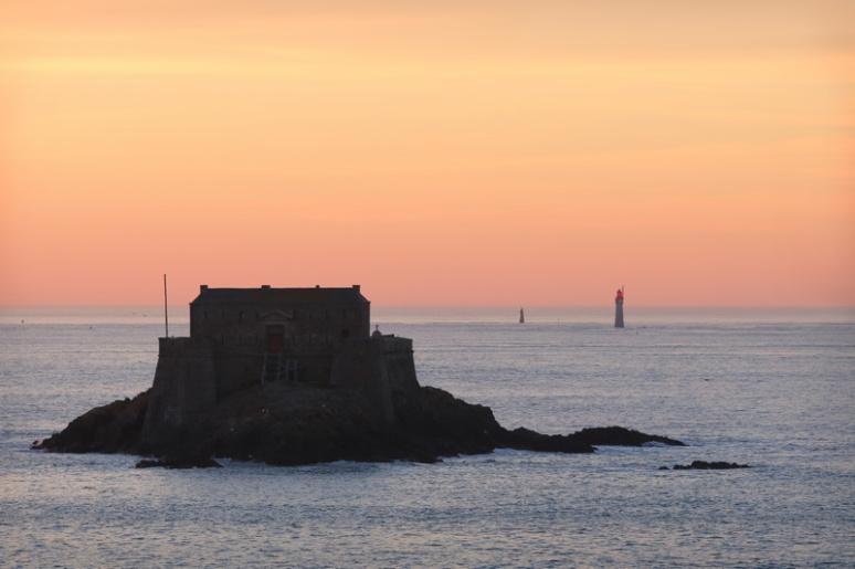 L'île du Petit-Bé (Saint-Malo)