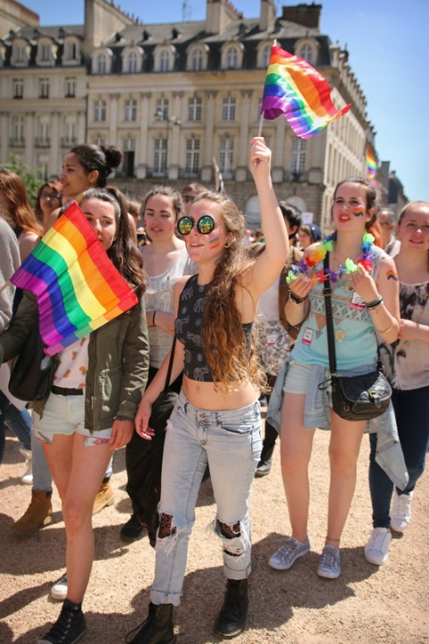 Rennes – Marche LGBT 2015 (13)
