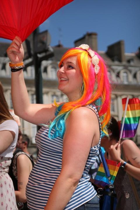 Rennes – Marche LGBT 2015 (19)