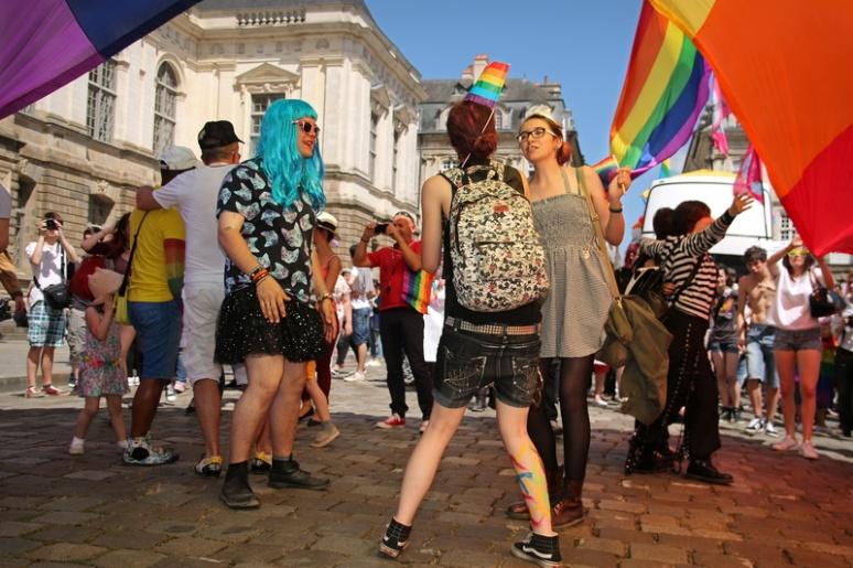Rennes – Marche LGBT 2015 (20)