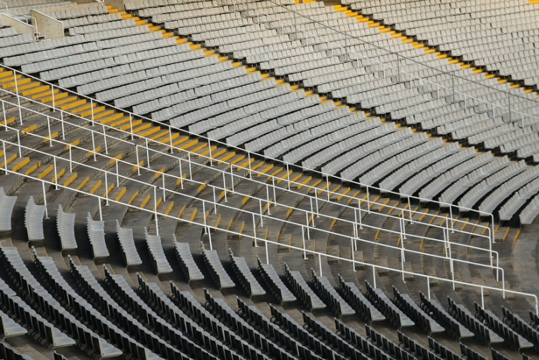 Le stade olympique Lluís-Companys (Barcelone, Espagne)