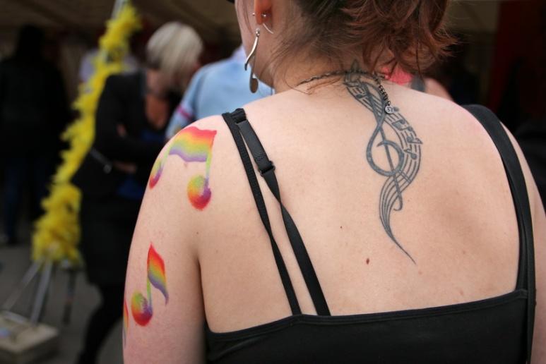 Tout pour la musique (Marche LGBT 2016 de Rennes)