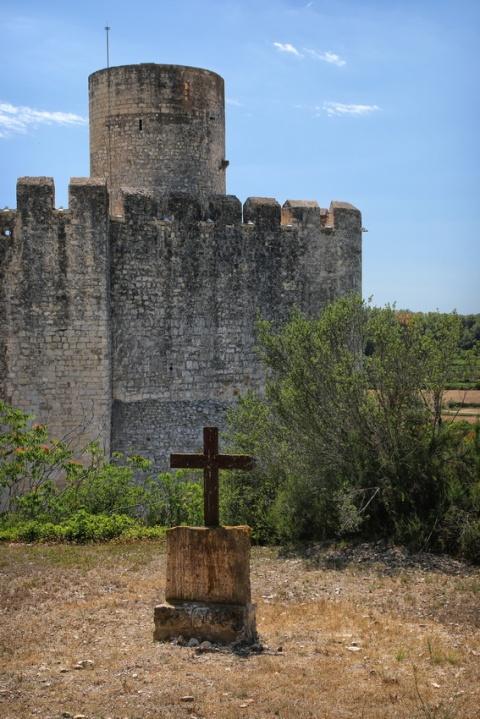 Castellet (Espagne).