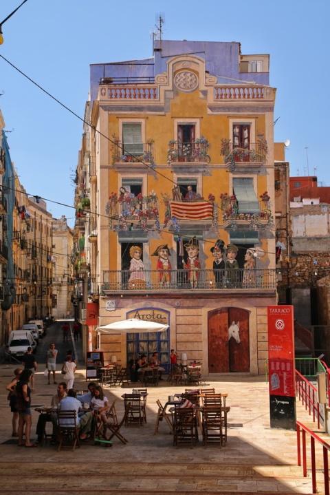 Tarragone (Espagne).