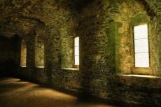 Bâtiment des Frères Convers, dans l'abbaye Notre-Dame deClairmont